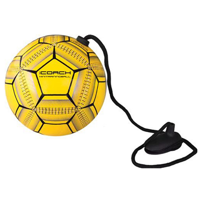 I-Coach bal geel