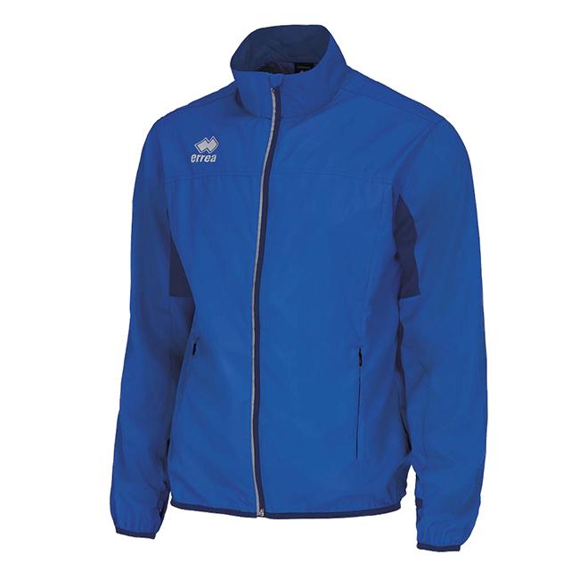 Dwyn running jacket azzuro