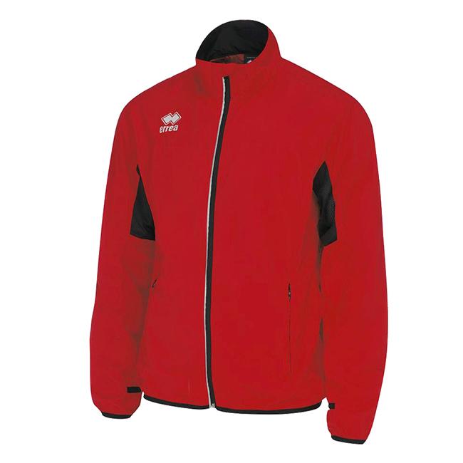 Dwyn running jacket rood