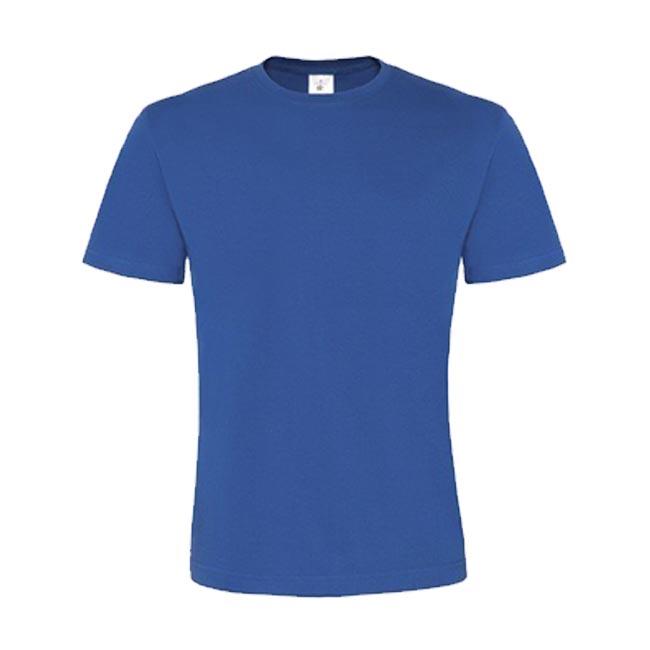 B&C-exact190-100%-katoen-blauw